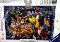 Puzzle RAVENSBURGER: Puzzle de 1000 piezas Blancanieves y los siete enananitos ( Ref: 0000019674 ) en Puzzlemania.net