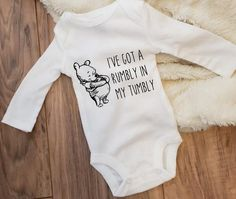 The Babys, Cute Baby Onesies, Cute Baby Clothes, Disney Baby Clothes, Gender Neutral Baby Clothes, Baby Outfits Newborn, Baby Boy Outfits, Baby Time, Baby Bodysuit