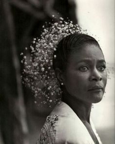 Cicely Tyson.  What a beauty~
