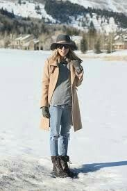 Ways to Style Winter Boots