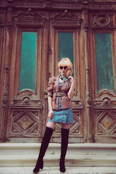 fashion outfit vintage Hipster, Princess Zelda, Fashion Outfits, Portrait, Fictional Characters, Vintage, Style, Swag, Hipsters