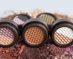 : LUXURY EYE SHADOW - Silky, long-lasting, crease-resistant color in true mattes and low luster pearls.