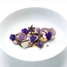 Perigord truffles, potatoes, and quail eggs by @n.henkel #TheArtOfPlating