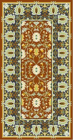 Hammersmith_Rug__Little_Flowers_Pattern__Image.jpg 275×531 pixels