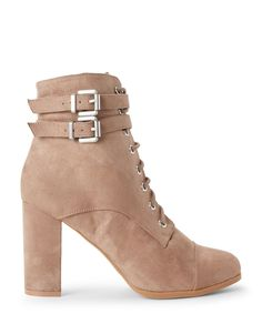 Madden Girl Klaim Femmes US 10 Beige Bottine