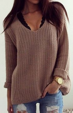 Image result for oversized sweater outfit