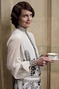 Downton Abbey Season 4: Cora Crawley, Downton Abbey Series 4