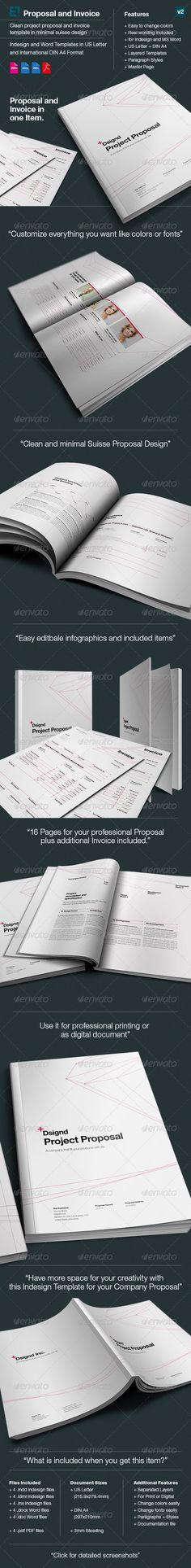 TriFold Brochure V8 Technológia, Trojstránková brožúra a Brožúry - program proposal template