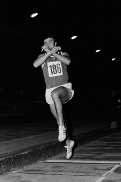 Viktor Saneyev ( USSR )1974 - One of the greatest triple jumpers of all time !