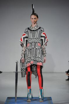 omg - I fell in nlove with Bernhard Willhelm @Elladrorpr pressday! here I will pin quite a few looks from his AW12-13 collection...
