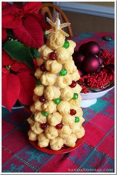 Cream Puff Tree