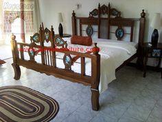 beautiful Lamu bed