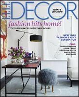 Home Decor - Home Decorating Ideas - ELLE DECOR
