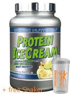 Scitec Nutrition <br> Protein Ice Cream <br> 1250 g poeder