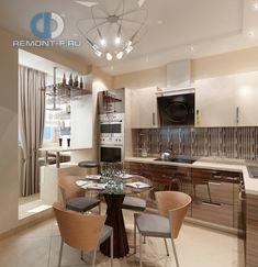 Living Room Kitchen, Living Room Decor, Diy Kitchen Storage, Living Room Designs, Table, Furniture, Home Decor, Flat, Dining Room