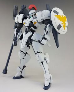 GUNDAM GUY: HG 1/144 Grimgerde Tallgeese - Customized Build