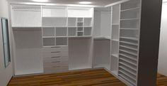 closet de casal pequeno - Pesquisa Google