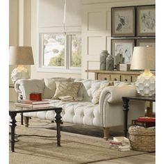 Tessa Tufted French Sofa