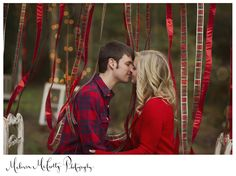 this christmas couples session is so cute, i want to pin every single photo :)