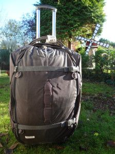 Meet Emma Spires and Her Osprey Sojourn 80L Wheeled Backpack - Her Packing List