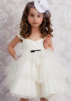 9a368f63f8b8 FATTIEPIE Once Upon A Time Flower Girl Dress photo Rings For Girls