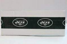 Duct Tape Wallet (Bi-Fold) - New York Jets, $15.  We are also on Etsy at:  www.junorduck.etsy.com.