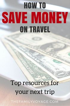 Do you want to save money on travel? Click to read these great tips for budget travel and thrifty travel. How to find cheap flights, places to stay, activities and more! #budgettravel #thriftytravel #traveltips #travel #vacation #familytravel