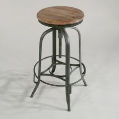 unique industrial seat werkstatt hocker vintage –We collect similar ones – Only/Once – www.onlyonceshop.com