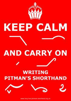 Keep Calm And Carry On Writing Pitman's Shorthand - poster Pitman Shorthand, Reading Sites, Weather Vocabulary, Reading Website, Keep Calm Carry On, Board Exam, Reading Material, Self Development, Booklet