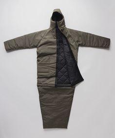 EMPWR coat jacket homeless designboom