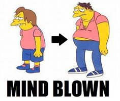 Mind = Blown (Simpsons Related) - Imgur