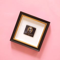 That matchbook from your first date? Frame it!