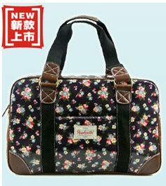 rústicos casual fresca pequeña vintage mujer bolso de viaje bolsa de la mujer bolso bolsa de viaje