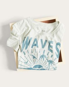 Waves For Days Tee | Billabong US