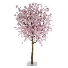 Grote rose bloesemboom, sierlijke boom hoogte 3 meter, maar kan op maat gemaakt worden. www.decoratietakken.nl Dandelion, Flowers, Plants, Rvs, Chinese, Restaurant, Future, Lush, Future Tense