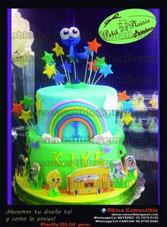 Bellas creaciones con Oblea Comestible www.obleacomestible.net Whatsapp: 5519705155 obleacomestible@gmail.com