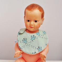 bavoir bébé bio frenzied coton biologique baby bib organic fabric