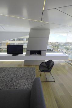 Bondi Beach Penthouse by MPR Design Group