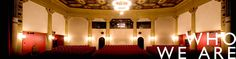 The historic Lobero Theatre. Meet architect Luta Maria Riggs in our fall issue, which hits the stands next week.