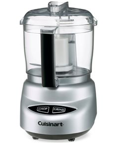 Cuisinart DLC-2A Food Processor, Mini Prep Plus - Food Processors - Kitchen - Macy's