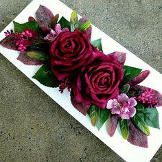 Felt Flowers, Flower Arrangements, Bouquets, Plants, Gifts, Wedding, Decor, Flower Arrangements Simple, Modern Floral Arrangements