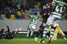 Gelson do Sporting v Moreirense 13DEC2015 - PÚBLICO