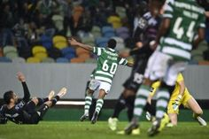 Gelson do Sporting v Moreirense 13DEC2015 - PÚBLICO