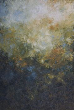 """Instrumental"" 72"" x 48"" oil on canvas"