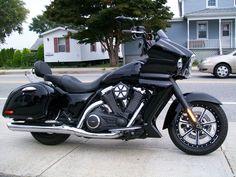 Durand's Kawasaki Tiverton Rhode Island >>>Custom Vulcan Vaquero :)