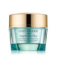 Rank & Style - Estee Lauder NightWear Plus Anti-Oxidant Night Detox Creme #rankandstyle
