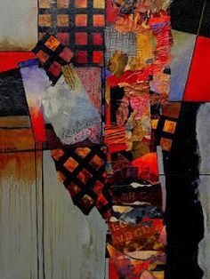 Daily Painters Abstract Gallery: Study With Carol Nelson 50% off Carol's Craftsy…