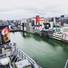 #fukuoka #japan #밀스랑 #일본#후쿠오카 #여행 #hotelview Hello fukuoka by t_h_xx