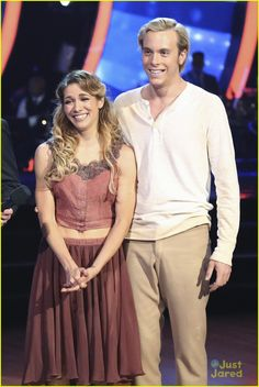 Riker and Allison should have won this season's Dancing With The Stars Mirror Ball Championship! He was the best dancer, hands down.