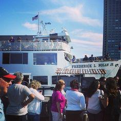 Harbor Cruise thanks to @alves_19 (: #Boston #BostonHarbor #HarborCruise by Instagramer @stefaniann_xo Iconosquare – Instagram webviewer #bostonharborcruises